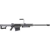 Barrett 82A1 50 BMG 29 in. Barrel 10 Rds Rifle Black with Carry Case
