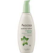 Aveeno Positively Radiant Face Brightening Cleanser