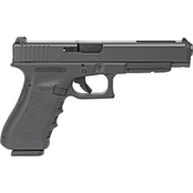 Glock 35 Gen 3 40 S&W 5.31 in. Barrel 10 Rds 2-Mags Pistol Black
