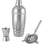 Lenox Tuscany Classics Stainless Steel Shaker and Strainer