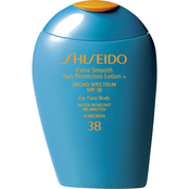 Shiseido Extra Smooth Sun Protection Lotion N For Face, Sunscreen SPF 38
