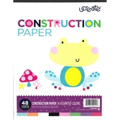 UCreate 9x12 in. Construction Paper, 48 ct.