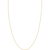 10K Yellow Gold 20 in. .80mm Snake Chain