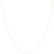 14K Yellow Gold 18 in. .55mm Box Chain