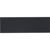 Black/White Name Plate Gravaflex