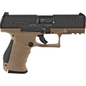 Walther PPQ M2 9mm 4 in. Barrel 15 Rnd 2 Mag Pistol