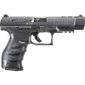 Walther PPQ M2 40 S&W 5 in. Barrel 11 Rnd 2 Mag Pistol Black