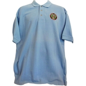 Military Insignia Golf Shirt, Army