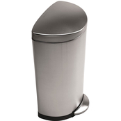 simplehuman Semi Round Step Trash Can