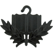 Army Branch of Service Candidate Sta-Black Pin-on