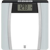 Conair Weight Watchers Glass Body Analysis Scale