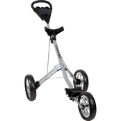 Pinemeadow Golf Courier 3 Wheel Push Cart