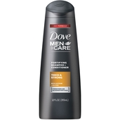 Dove Men Thickening Shampoo and Conditioner 12 oz.