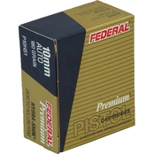 Federal Hydra-Shok 10mm 180 Gr. Hollow Point, 20 Rounds