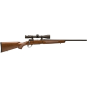 Savage 10 Trophy Hunter XP 556NATO 22 in. Barrel 4 Rnd Rifle Black Nikon 3-9x40 BDC