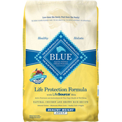 Blue Buffalo Healthy Weight Chicken and Brown Rice Dog Food