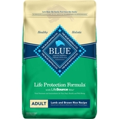 Blue Buffalo Adult Lamb and Brown Rice Dog Food