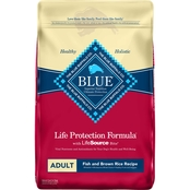 Blue Buffalo Adult Fish and Sweet Potato Dog Food