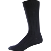 Gold Toe Men's Ultra Soft Rib Crew Socks 1 Pk.