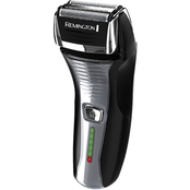 Remington F5 Rechargeable Pivot and Flex Foil Shaver with Interceptor Shaving Technology