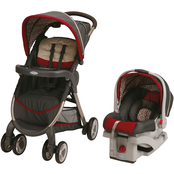 Graco FastAction Fold Travel System Finley