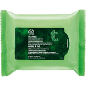 The Body Shop Cleansing Wipes 25 ct.