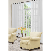 Arm & Hammer Curtain Fresh Odor-Neutralizing 59 x 84 Panel