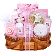 Petals Spa Gift Basket