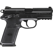 FN FNX-9 9MM 4 in. Barrel 10 Rds 3-Mags Pistol Black