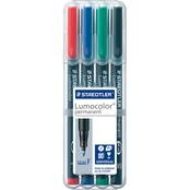 Staedtler Lumocolor Permanent Fine Mapping Pens