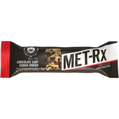 MET-Rx Chocolate Chip Cookie Dough Bar, 100g