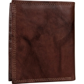 Buxton Hunt Collection Credit Card Folio