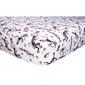 Trend Lab Dr. Seuss Cat in the Hat Crib Sheet