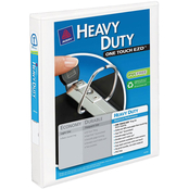 Avery Heavy-Duty View 1 in. Binder with One-Touch EZD Rings