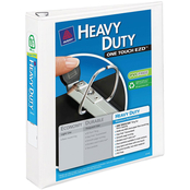 Avery Heavy-Duty View 1.5 in. Binder with One-Touch EZD Rings
