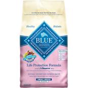 Blue Buffalo Puppy Small Breed Chicken Dog Food, 6 lb.