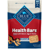 Blue Buffalo Bacon, Egg and Cheese Health Bars Dog Snacks