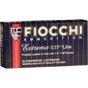 Fiocchi Extrema .32 ACP 60 Gr. XTP, 50 Rounds