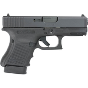 Glock 30 Gen 4 45 ACP 3.78 in. Barrel 10 Rds 3-Mags Pistol Black