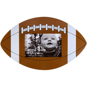 Trend Lab 4 in. x 6 in. Photo Frame Football