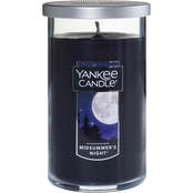 Yankee Candle MidSummer's Night Medium Perfect Pillar Candle