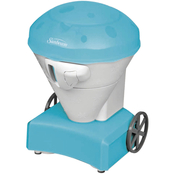 Sunbeam Snow Cone Cart Ice Shaver, Blue