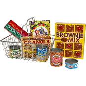 Melissa & Doug Lets Play House Grocery Basket