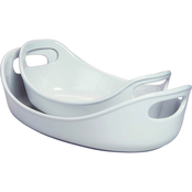 Rachael Ray Oval Baker Set