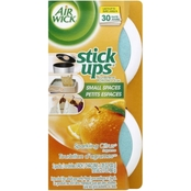 Air Wick Stick Ups Neutralizer Dual Action Sparkling Citrus Air Freshener 2 Pk.