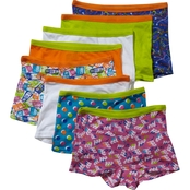 Fruit of the Loom Little Girls/Girls Boy Short Panties 8 Pk.