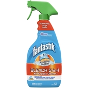 Scrubbing Bubbles with Fantastik Bleach 5-in-1 All Purpose Cleaner 32 Oz.