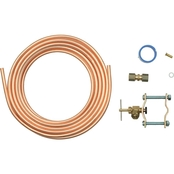 Universal Copper Refrigerator Water Supply Kit
