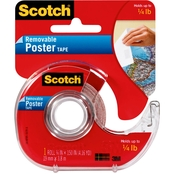 Scotch Removable Double-Stick Poster Tape