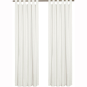 Commonwealth Home Fashions Thermalogic Weathermate Tab Top Panels 2 Pk.